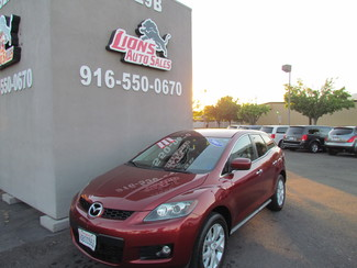 2007 Mazda CX-7 Grand Touring Navi / Camera Sacramento, CA