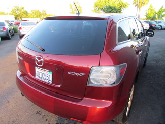 2007 Mazda CX-7 Grand Touring Navi / Camera Sacramento, CA 10