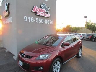 2007 Mazda CX-7 Grand Touring Navi / Camera Sacramento, CA 2