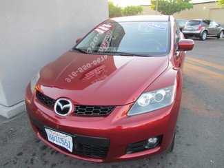 2007 Mazda CX-7 Grand Touring Navi / Camera Sacramento, CA 4