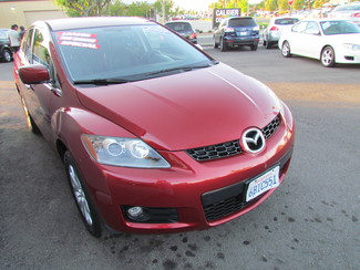 2007 Mazda CX-7 Grand Touring Navi / Camera Sacramento, CA 5