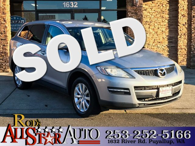 2007 Mazda CX-9 Sport The CARFAX Buy Back Guarantee that comes with this vehicle means that you ca