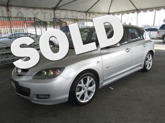 2007 Mazda Mazda3 s Grand Touring Please call or e-mail to check availability All of our vehicl