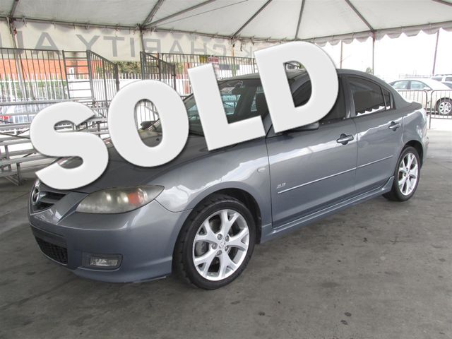 2007 Mazda Mazda3 s Touring Please call or e-mail to check availability All of our vehicles are