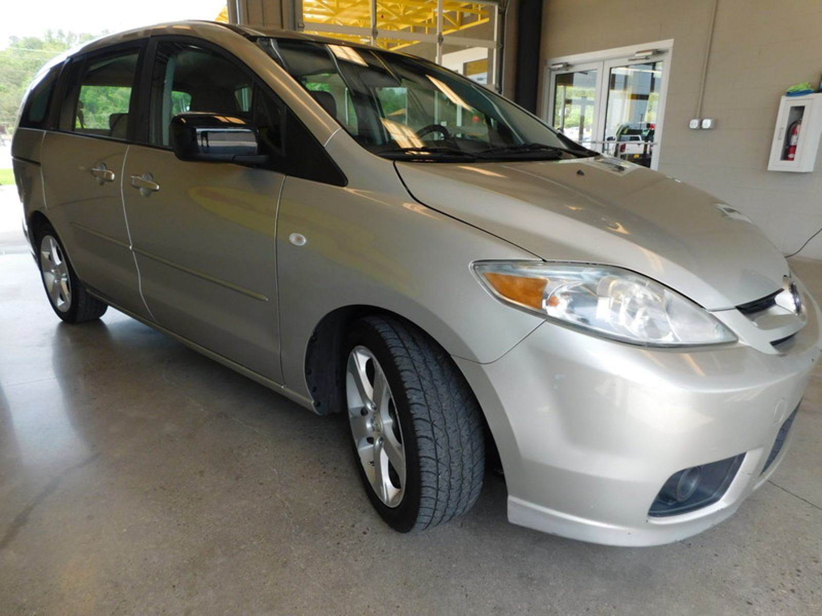 2007 mazda mazda5 sport city tn doug justus auto center inc
