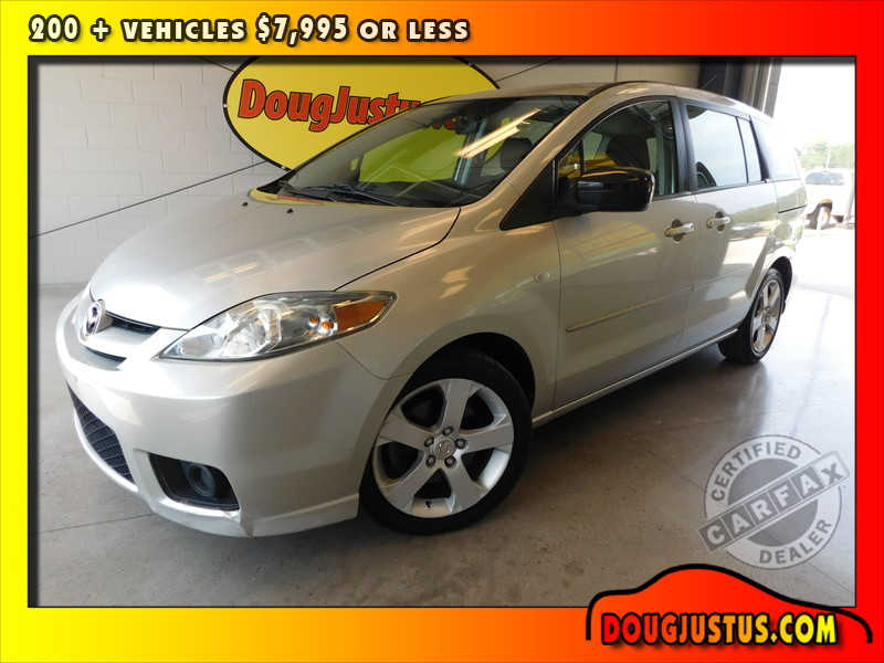 2007 Mazda Mazda5 Sport  city TN  Doug Justus Auto Center Inc  in Airport Motor Mile ( Metro Knoxville ), TN