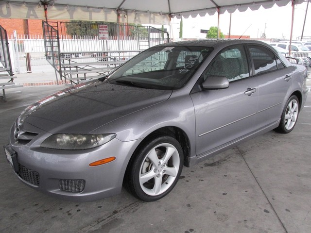 2007 Mazda Mazda6 i Sport VE Please call or e-mail to check availability All of our vehicles are