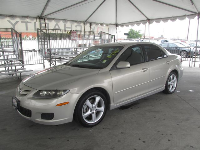 2007 Mazda Mazda6 i Sport VE Please call or e-mail to check availability All of our vehicles ar
