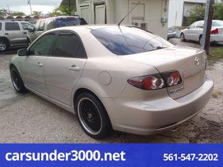 2007 Mazda Mazda6 i Sport VE Lake Worth , Florida 3