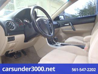 2007 Mazda Mazda6 i Sport VE Lake Worth , Florida 4