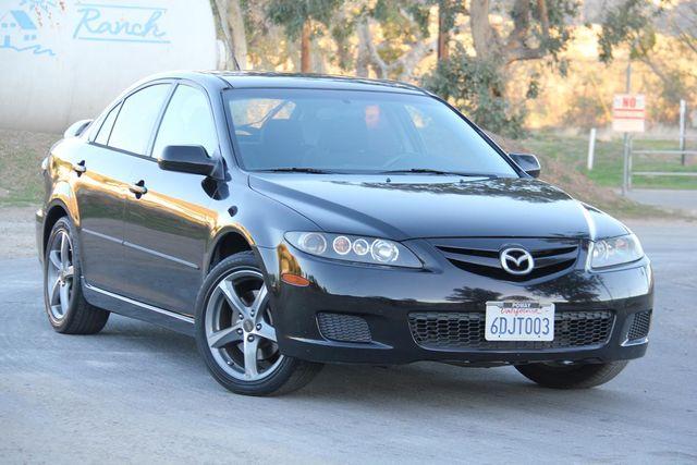 2007 Mazda Mazda6 i Sport VE Santa Clarita, CA 3