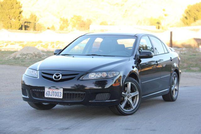2007 Mazda Mazda6 i Sport VE Santa Clarita, CA 4