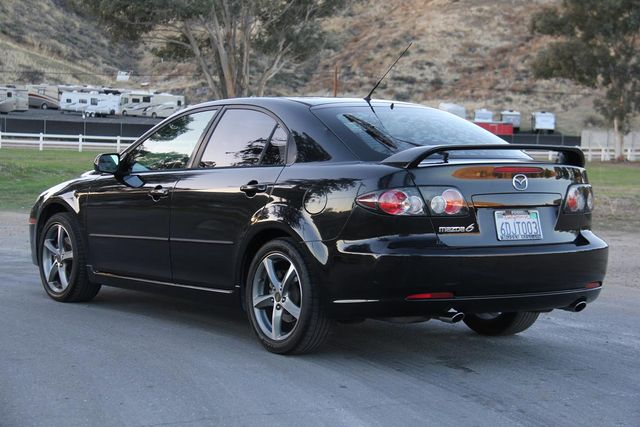 2007 Mazda Mazda6 i Sport VE Santa Clarita, CA 5