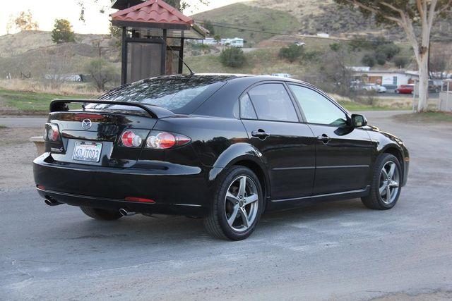 2007 Mazda Mazda6 i Sport VE Santa Clarita, CA 6