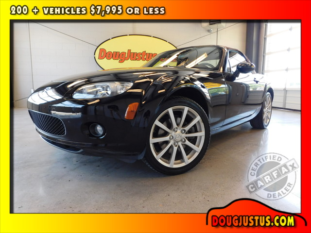 2007 Mazda MX-5 Miata Grand Touring  city TN  Doug Justus Auto Center Inc  in Airport Motor Mile ( Metro Knoxville ), TN