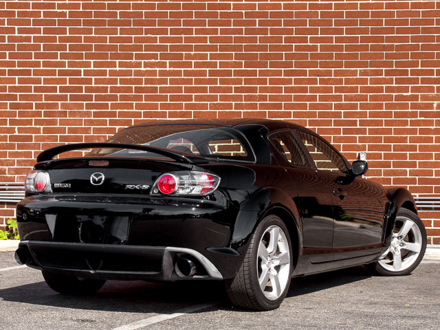 2007 Mazda RX-8 Grand Touring Burbank, CA 4