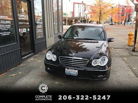 2007 Mercedes-Benz C Class C230 in Seattle