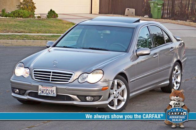 2007 Mercedes-Benz C230 2.5L SPORT PKG NAVIGATION AUTOMATIC ALLOY WHLS Woodland Hills, CA 0