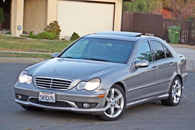 2007 Mercedes-Benz C230 2.5L SPORT PKG NAVIGATION AUTOMATIC ALLOY WHLS Woodland Hills, CA 1