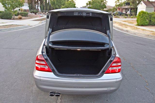2007 Mercedes-Benz C230 2.5L SPORT PKG NAVIGATION AUTOMATIC ALLOY WHLS Woodland Hills, CA 11