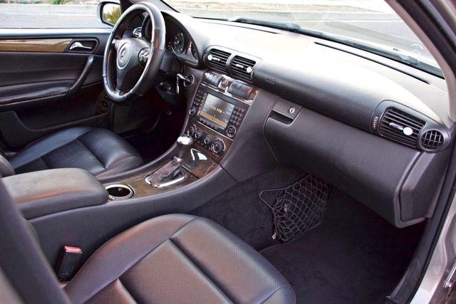 2007 Mercedes-Benz C230 2.5L SPORT PKG NAVIGATION AUTOMATIC ALLOY WHLS Woodland Hills, CA 22