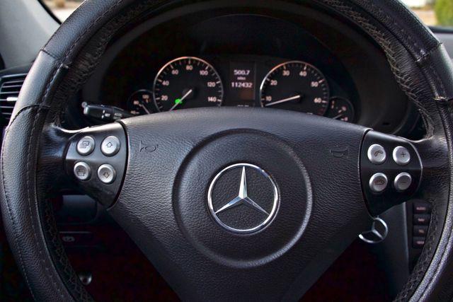 2007 Mercedes-Benz C230 2.5L SPORT PKG NAVIGATION AUTOMATIC ALLOY WHLS Woodland Hills, CA 14
