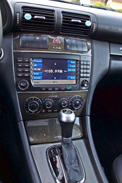 2007 Mercedes-Benz C230 2.5L SPORT PKG NAVIGATION AUTOMATIC ALLOY WHLS Woodland Hills, CA 16
