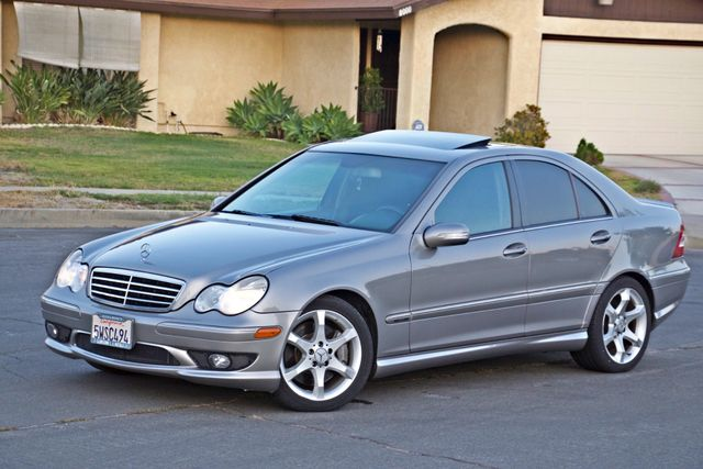 2007 Mercedes-Benz C230 2.5L SPORT PKG NAVIGATION AUTOMATIC ALLOY WHLS Woodland Hills, CA 2
