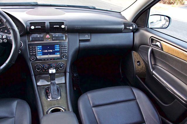 2007 Mercedes-Benz C230 2.5L SPORT PKG NAVIGATION AUTOMATIC ALLOY WHLS Woodland Hills, CA 21
