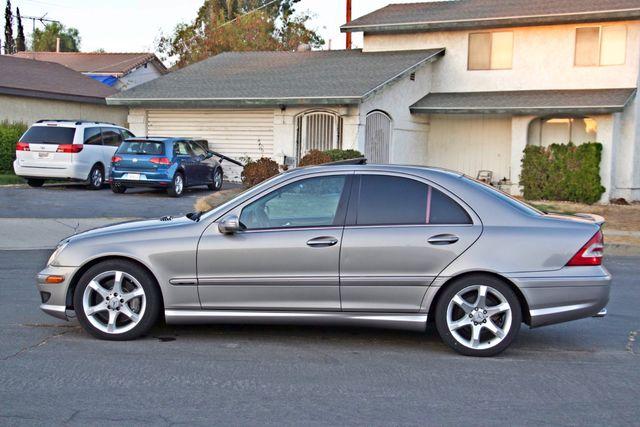 2007 Mercedes-Benz C230 2.5L SPORT PKG NAVIGATION AUTOMATIC ALLOY WHLS Woodland Hills, CA 3