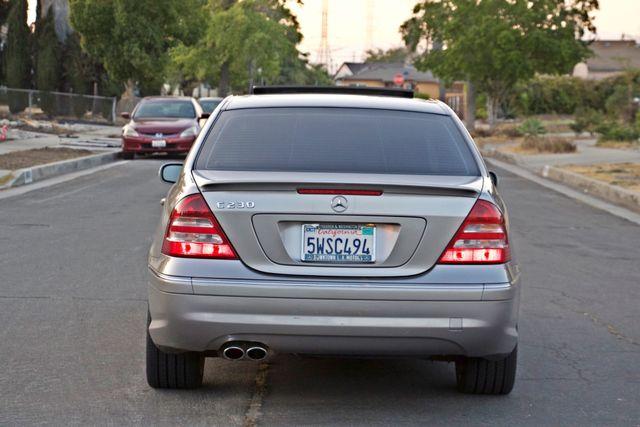 2007 Mercedes-Benz C230 2.5L SPORT PKG NAVIGATION AUTOMATIC ALLOY WHLS Woodland Hills, CA 5