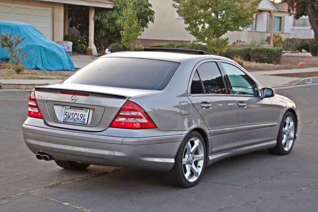 2007 Mercedes-Benz C230 2.5L SPORT PKG NAVIGATION AUTOMATIC ALLOY WHLS Woodland Hills, CA 6