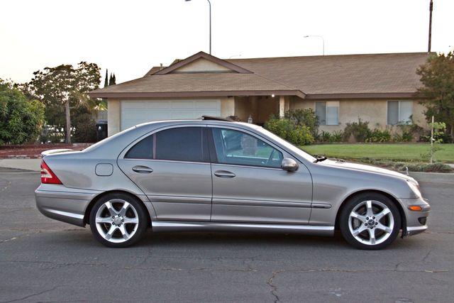 2007 Mercedes-Benz C230 2.5L SPORT PKG NAVIGATION AUTOMATIC ALLOY WHLS Woodland Hills, CA 7
