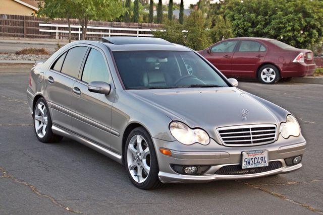 2007 Mercedes-Benz C230 2.5L SPORT PKG NAVIGATION AUTOMATIC ALLOY WHLS Woodland Hills, CA 8