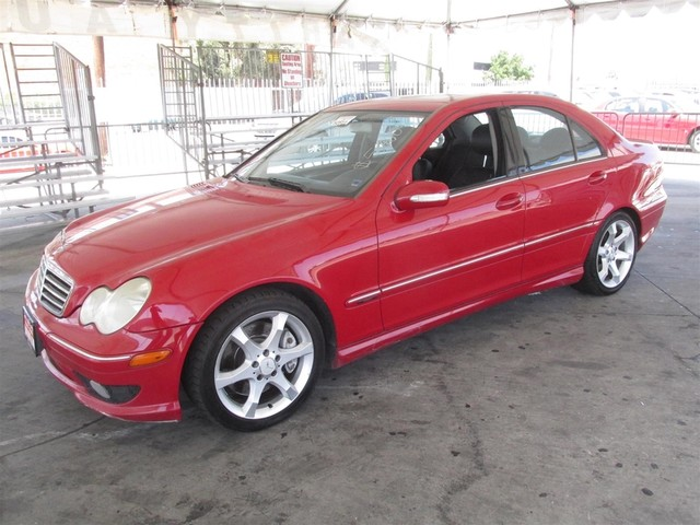 2007 Mercedes C230 25L Sport This particular Vehicles true mileage is unknown TMU Please call