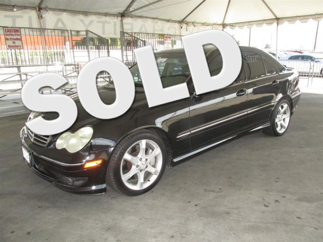 2007 Mercedes C230 25L Sport Please call or e-mail to check availability All of our vehicles a