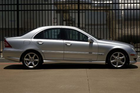2007 Mercedes-Benz C230 2.5L Sport* Leather*Sunroof* ONLY 81k Mi* EZ Fin**   Plano, TX   Carrick's Autos in Plano, TX