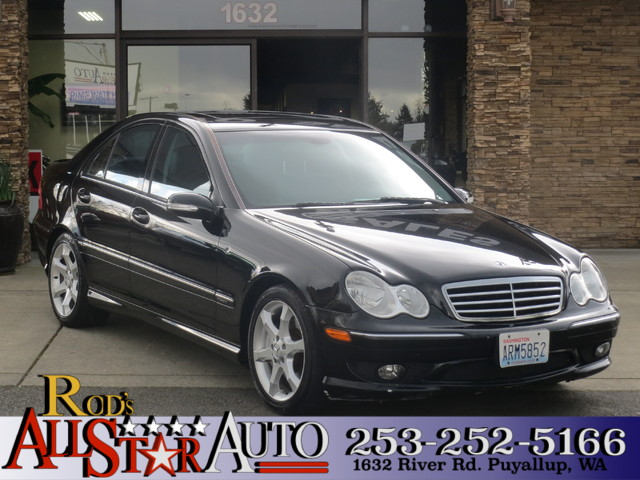 2007 Mercedes C230 25L Sport The CARFAX Buy Back Guarantee that comes with this vehicle means tha