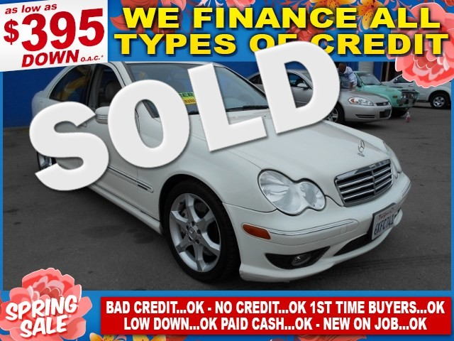 2007 Mercedes C230 25L Sport Limited warranty included to assure your worry-free purchase AutoCh