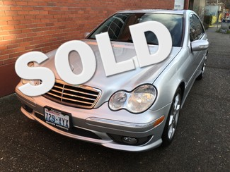 2007 Mercedes-Benz C230 Sport Sedan 78,000 Miles Silver Power Sunroof Very Nice You Must See & Drive Seattle, Washington