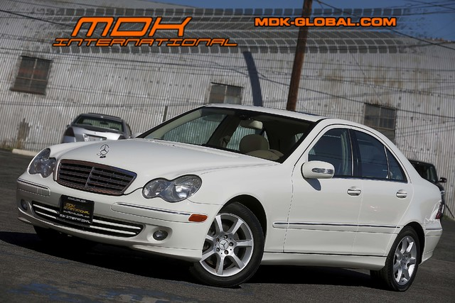 Used mercedes benz c class for sale in burbank ca 467 for Mercedes benz burbank