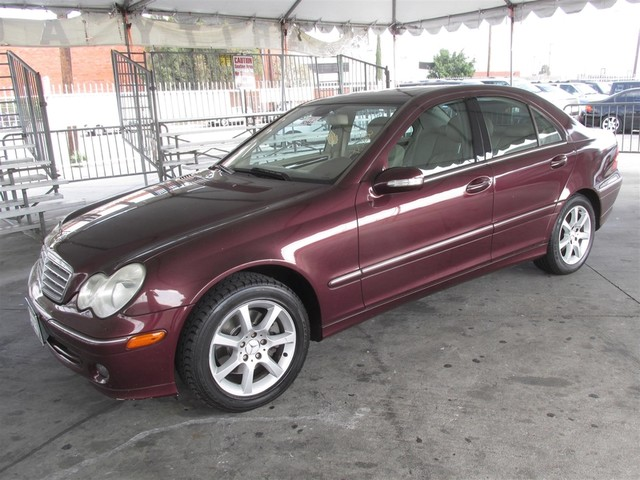 2007 Mercedes C280 30L Luxury Please call or e-mail to check availability All of our vehicles