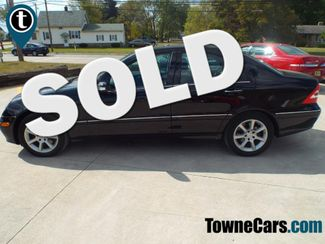 2007 Mercedes-Benz C280 3.0L Luxury | Medina, OH | Towne Auto Sales in ohio OH