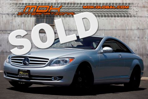 2007 Mercedes-Benz CL600 5.5L V12 - Night Vision - Distronic Plus in Los Angeles