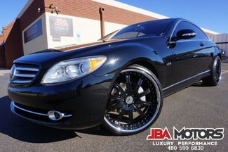 2007 Mercedes-Benz CL600 CL Class 600 V12 Bi-Turbo Coupe | MESA, AZ | JBA MOTORS in Mesa AZ