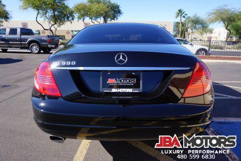 2007 Mercedes-Benz CL600 CL Class 600 V12 Bi-Turbo Coupe   MESA, AZ   JBA MOTORS in MESA, AZ