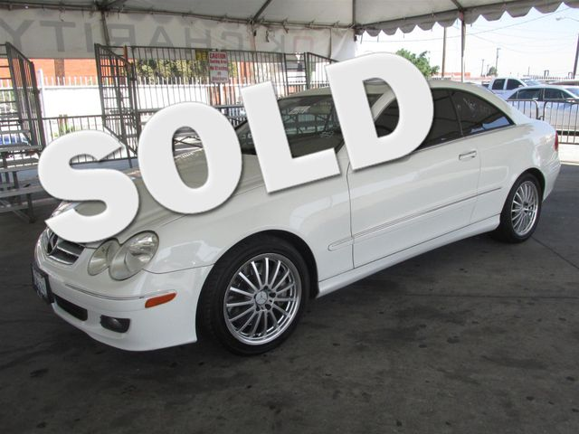 2007 Mercedes CLK350 35L Please call or e-mail to check availability All of our vehicles are a