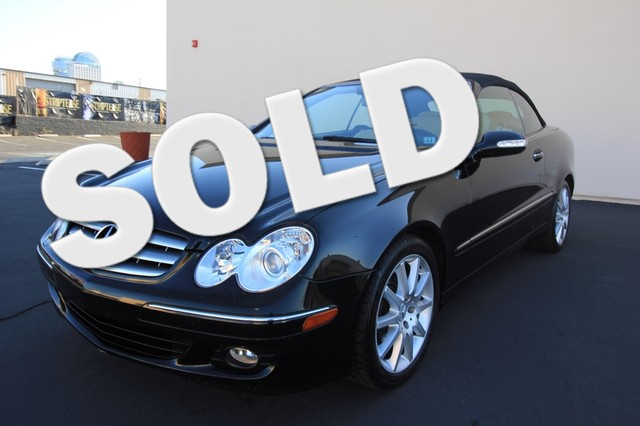 2007 Mercedes-Benz CLK350* NAVI* LEATHER* HARMON* HEATED 3.5L* AUTO* LOW MILES* CLEAN* WOW Las Vegas, Nevada 0
