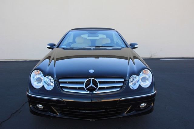 2007 Mercedes-Benz CLK350* NAVI* LEATHER* HARMON* HEATED 3.5L* AUTO* LOW MILES* CLEAN* WOW Las Vegas, Nevada 1