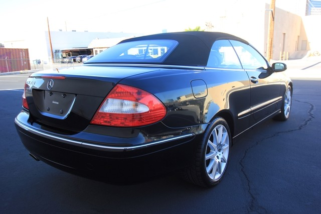 2007 Mercedes-Benz CLK350* NAVI* LEATHER* HARMON* HEATED 3.5L* AUTO* LOW MILES* CLEAN* WOW Las Vegas, Nevada 4